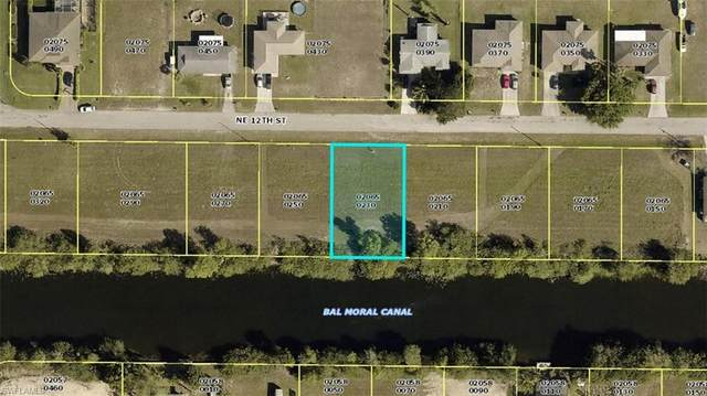 1114 NE 12th Terrace, Cape Coral, FL 33909 (MLS #220075920) :: NextHome Advisors