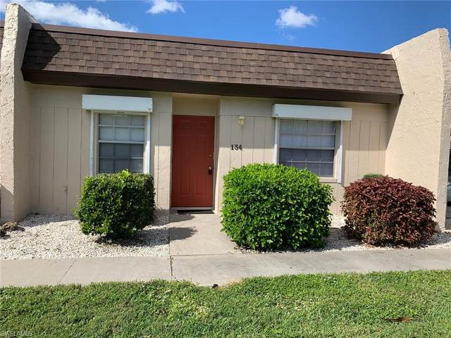 6300 S Pointe Boulevard #134, Fort Myers, FL 33919 (MLS #220075942) :: Dalton Wade Real Estate Group