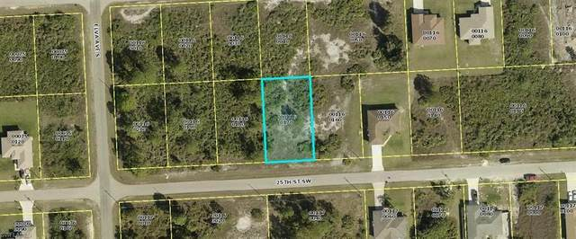 2612 25th Street SW, Lehigh Acres, FL 33976 (MLS #220076097) :: RE/MAX Realty Team