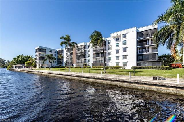 3490 N Key Drive #408, North Fort Myers, FL 33903 (MLS #220076110) :: Avantgarde