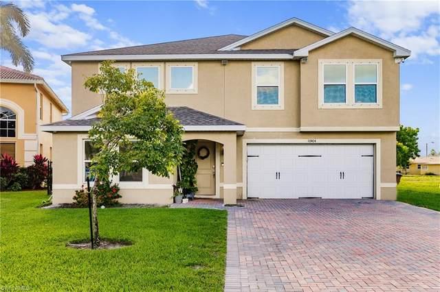 10404 Canal Brook Lane, Lehigh Acres, FL 33936 (MLS #220076179) :: Florida Homestar Team