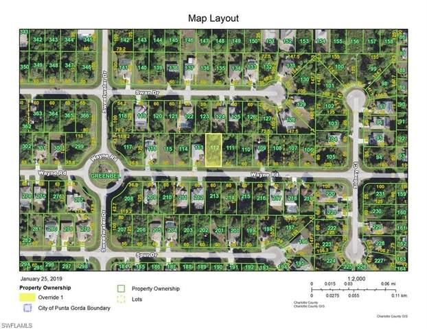 236 Wayne Road, Rotonda West, FL 33947 (#220076184) :: Vincent Napoleon Luxury Real Estate