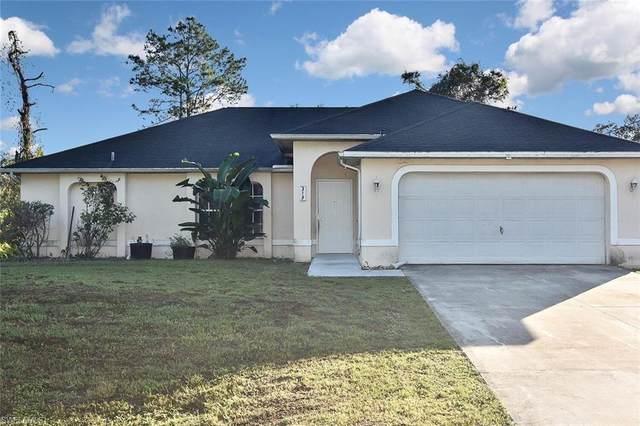 315 Dill Avenue, Lehigh Acres, FL 33974 (MLS #220076228) :: #1 Real Estate Services