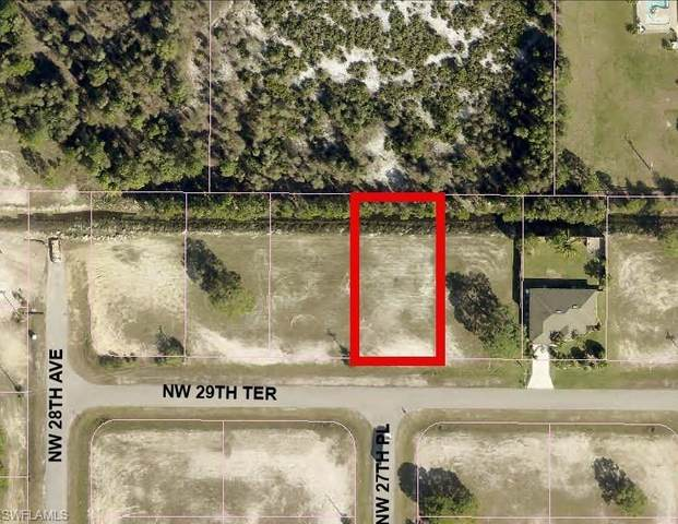 2715 NW 29th Terrace, Cape Coral, FL 33993 (MLS #220076356) :: RE/MAX Realty Team