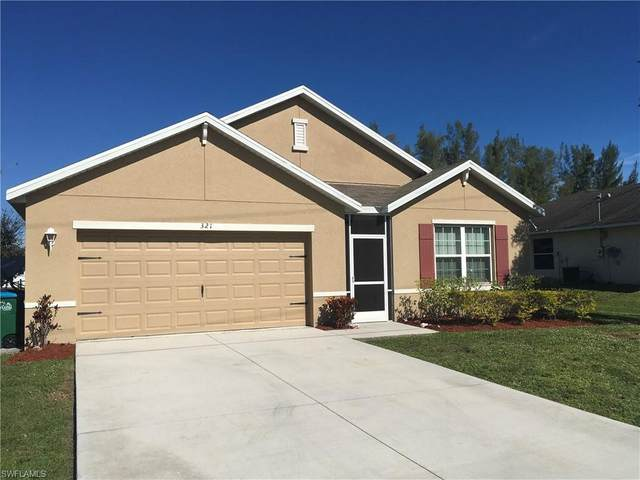 321 SW 23rd Terrace, Cape Coral, FL 33991 (MLS #220076366) :: RE/MAX Realty Team