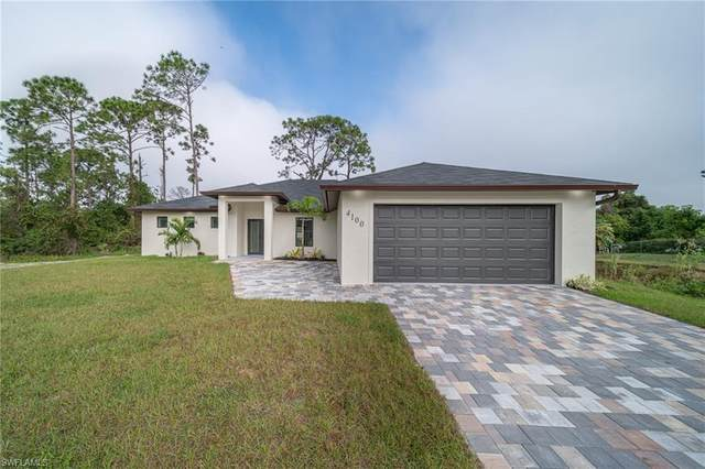 4100 2nd Street SW, Lehigh Acres, FL 33976 (MLS #220076367) :: #1 Real Estate Services