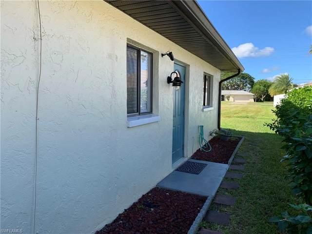 4514 Santa Barbara Boulevard #4, Cape Coral, FL 33914 (MLS #220076387) :: The Naples Beach And Homes Team/MVP Realty
