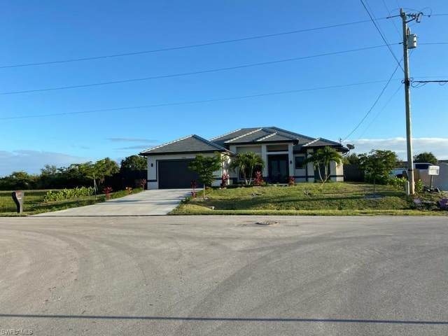 1416 SW 4th Lane, Cape Coral, FL 33991 (MLS #220076473) :: Coastal Luxe Group Brokered by EXP