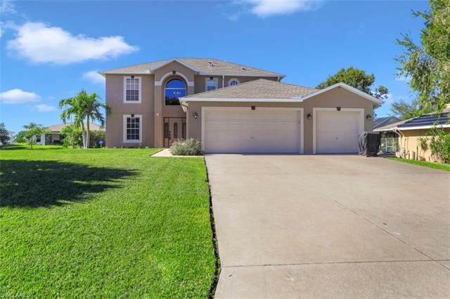 1220 NE 4th Place, Cape Coral, FL 33909 (MLS #220076501) :: Team Swanbeck