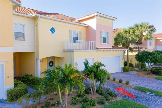 16098 Via Solera Circle #105, Fort Myers, FL 33908 (MLS #220076522) :: Uptown Property Services