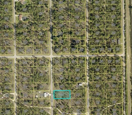 14 Abbott Avenue, Lehigh Acres, FL 33936 (MLS #220076527) :: #1 Real Estate Services