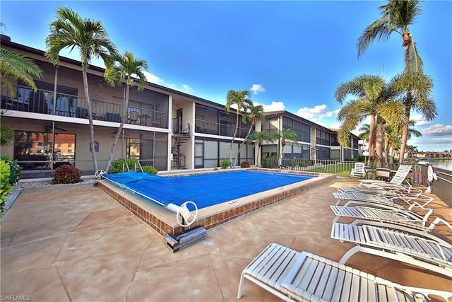 4515 Country Club Boulevard #206, Cape Coral, FL 33904 (MLS #220076536) :: The Naples Beach And Homes Team/MVP Realty