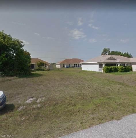2052 NE 20th Terrace, Cape Coral, FL 33909 (MLS #220076566) :: RE/MAX Realty Team