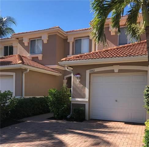 3353 Dandolo Circle, Cape Coral, FL 33909 (MLS #220076605) :: RE/MAX Realty Team