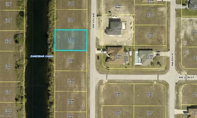 2604 NW 9th Avenue, Cape Coral, FL 33993 (MLS #220076722) :: #1 Real Estate Services