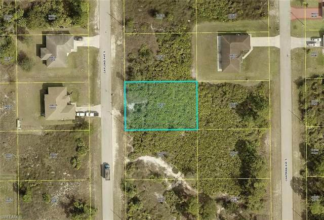 735 Gaylord Avenue S, Lehigh Acres, FL 33974 (MLS #220076803) :: RE/MAX Realty Team