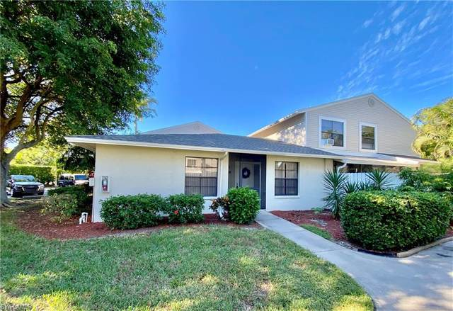 1431 SW Courtyards Terrace #114, Cape Coral, FL 33914 (MLS #220076947) :: The Naples Beach And Homes Team/MVP Realty