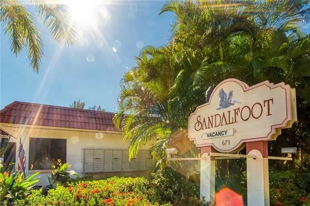 671 E Gulf Drive 3C3, Sanibel, FL 33957 (MLS #220077045) :: The Naples Beach And Homes Team/MVP Realty