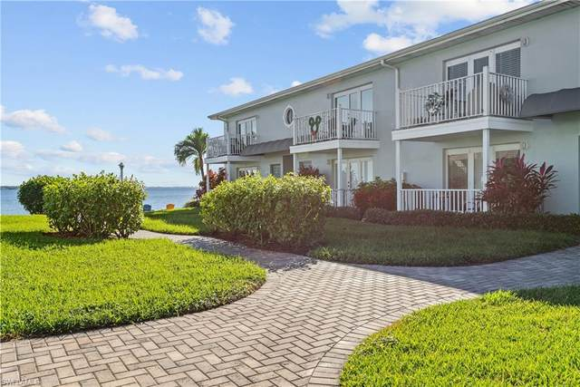 3334 N Key Drive H 7, North Fort Myers, FL 33903 (MLS #220077118) :: Uptown Property Services
