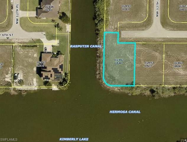 1204 NW 9th Street, Cape Coral, FL 33993 (MLS #220077188) :: Team Swanbeck