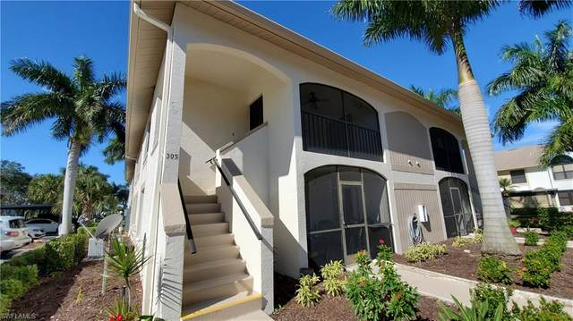 13275 Whitehaven Lane #305, Fort Myers, FL 33966 (MLS #220077241) :: Realty Group Of Southwest Florida