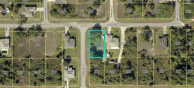 2929 1st Street SW, Lehigh Acres, FL 33976 (MLS #220077254) :: RE/MAX Realty Team
