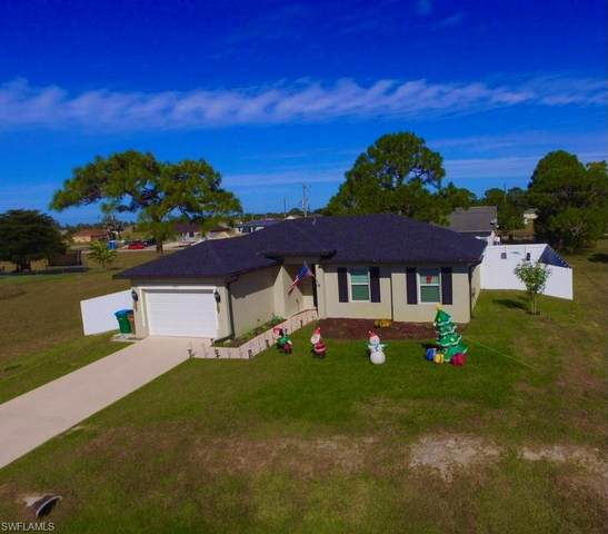 1427 NW 19th Street, Cape Coral, FL 33993 (MLS #220077330) :: #1 Real Estate Services
