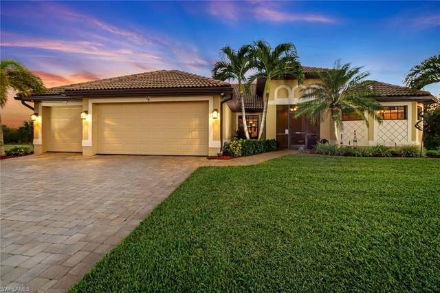 218 NE 15th Terrace, Cape Coral, FL 33909 (MLS #220077391) :: Team Swanbeck