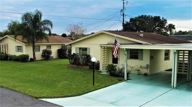 2320 Narcissus Court, Lehigh Acres, FL 33936 (MLS #220077465) :: Florida Homestar Team