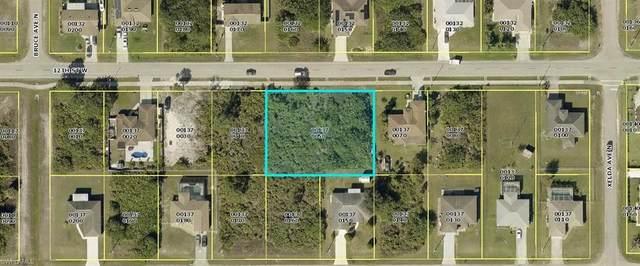 3727 12th Street W, Lehigh Acres, FL 33971 (MLS #220077549) :: Team Swanbeck