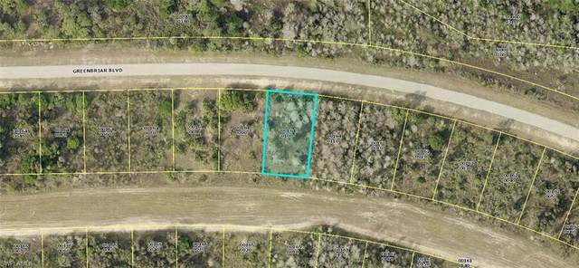 495 Greenbriar Boulevard, Lehigh Acres, FL 33972 (MLS #220077686) :: Realty Group Of Southwest Florida