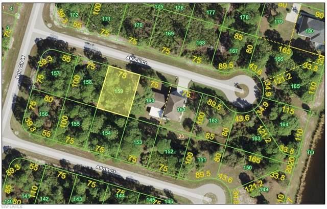 5 Aback Court, Placida, FL 33946 (MLS #220078089) :: Domain Realty