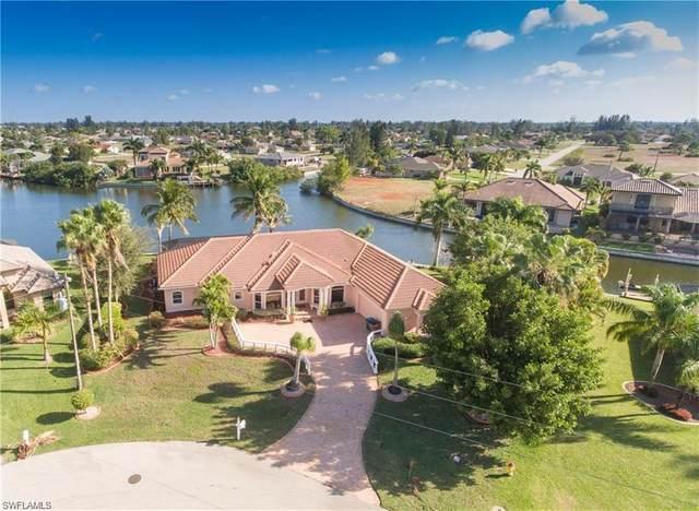 4107 SW 20th Avenue, Cape Coral, FL 33914 (#220078196) :: Vincent Napoleon Luxury Real Estate