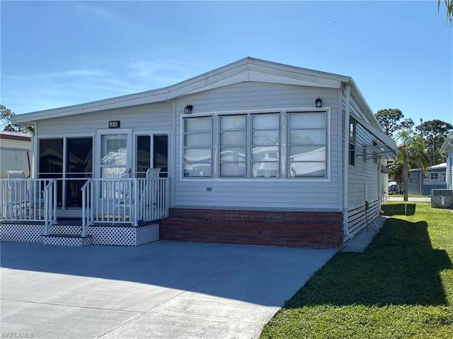 30 La Fonda Lane, North Fort Myers, FL 33903 (MLS #220078228) :: Realty Group Of Southwest Florida