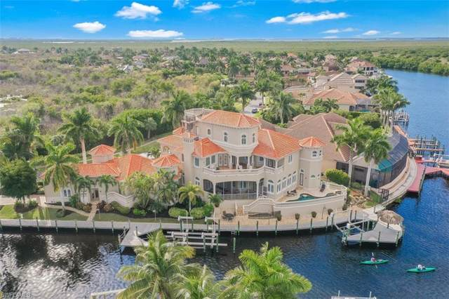 5502 Harbour Preserve Circle, Cape Coral, FL 33914 (MLS #220078858) :: Kris Asquith's Diamond Coastal Group