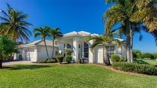 3718 Surfside Boulevard SW, Cape Coral, FL 33914 (#220078922) :: Vincent Napoleon Luxury Real Estate