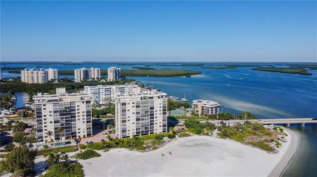 8400 Estero Boulevard #501, Fort Myers Beach, FL 33931 (MLS #220079655) :: Domain Realty