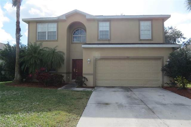321 Shadow Lakes Drive, Lehigh Acres, FL 33974 (MLS #220079936) :: Domain Realty