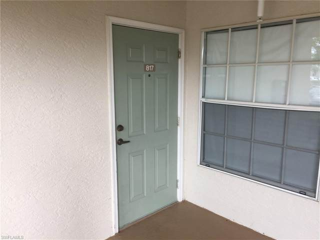 1767 Four Mile Cove Parkway #817, Cape Coral, FL 33990 (MLS #220080211) :: Domain Realty