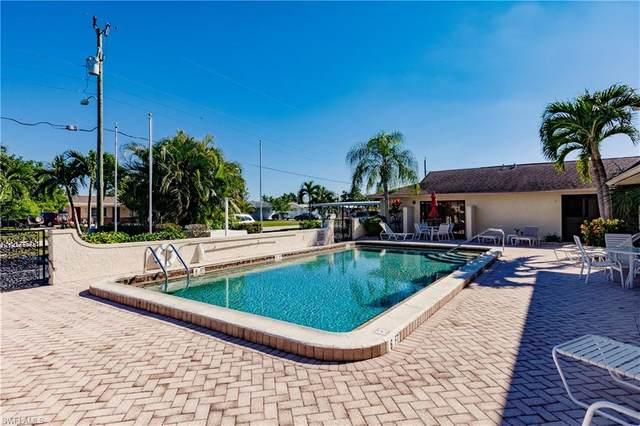 4822 Tudor Drive F, Cape Coral, FL 33904 (MLS #220080574) :: Florida Homestar Team