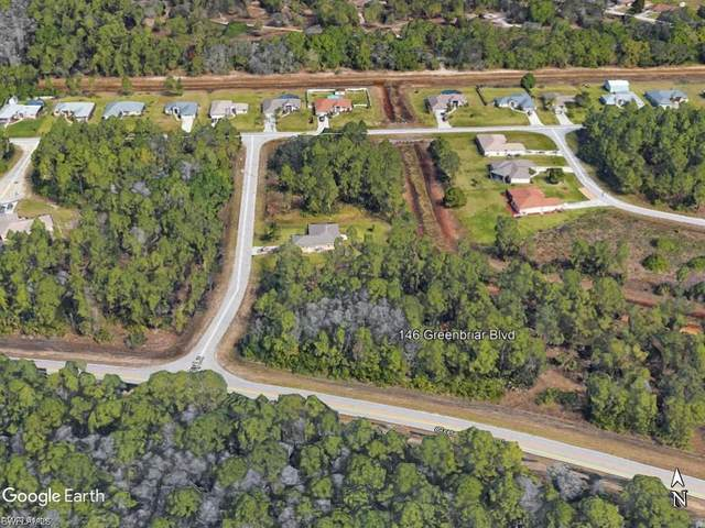 146 Greenbriar Boulevard, Lehigh Acres, FL 33972 (MLS #220080614) :: RE/MAX Realty Group
