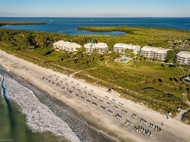 2127 Gulf Beach Villas, Captiva, FL 33924 (#220080801) :: Vincent Napoleon Luxury Real Estate