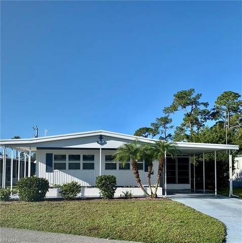 609 Pine Grove Court, North Fort Myers, FL 33917 (MLS #220081793) :: Florida Homestar Team