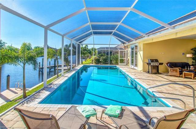 1736 SW 50th Terrace, Cape Coral, FL 33914 (#220082489) :: Vincent Napoleon Luxury Real Estate
