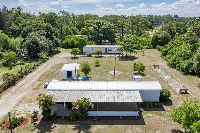 7851/7853 Bogart Drive, North Fort Myers, FL 33917 (MLS #220082624) :: NextHome Advisors