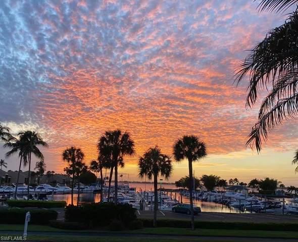5010 Dockside Drive #202, Fort Myers, FL 33919 (MLS #221000088) :: Realty Group Of Southwest Florida