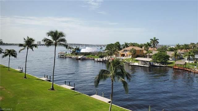 4260 SE 20th Place #402, Cape Coral, FL 33904 (MLS #221000286) :: Avantgarde