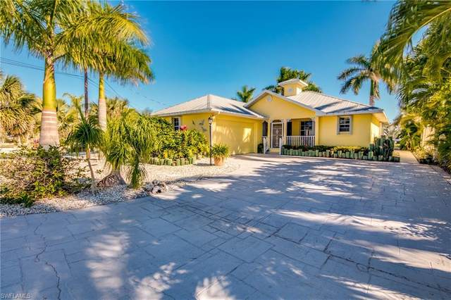 12248 Boat Shell Drive, MATLACHA ISLES, FL 33991 (MLS #221000433) :: #1 Real Estate Services