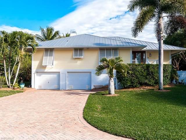 940 Whelk Drive, Sanibel, FL 33957 (MLS #221000502) :: NextHome Advisors