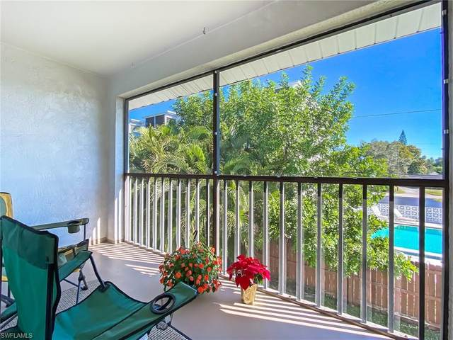 4925 York Street #202, Cape Coral, FL 33904 (#221000619) :: Vincent Napoleon Luxury Real Estate